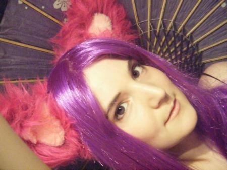 Chesha Neko (Cheshire Cat) from Are You Alice?