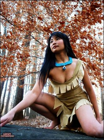 Pocahontas from Pocahontas worn by Havenaims