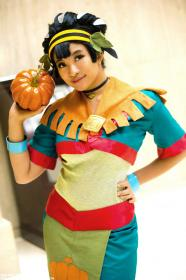 Kina from Legend of Zelda: Skyward Sword