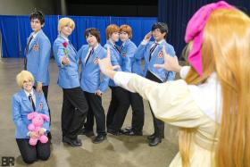 Kyoya Ootori from Ouran High School Host Club worn by Havenaims