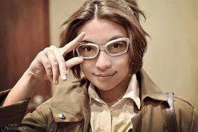 Hanji Zoe from Attack on Titan worn by Havenaims