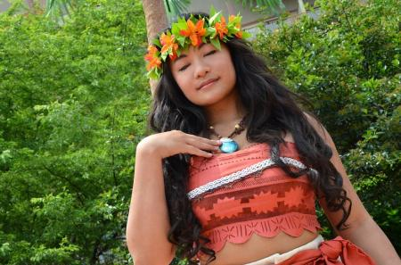 Moana from Moana worn by Havenaims
