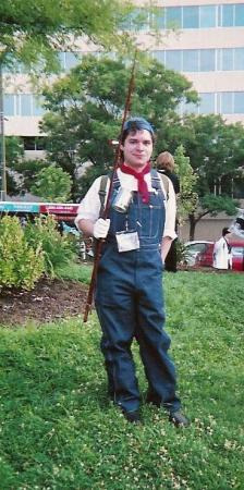 Jack (Male Farmer) from Harvest Moon