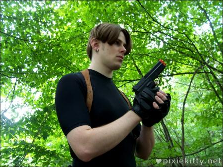 Leon Kennedy from Resident Evil 4
