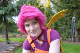 Scootaloo from My Little Pony Friendship is Magic