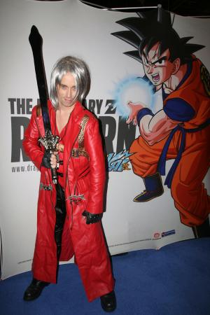 Dante from Devil May Cry 3 worn by 59CustomCad