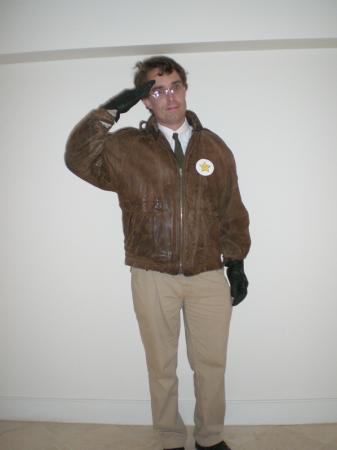 America / Alfred F. Jones from Axis Powers Hetalia worn by 59CustomCad