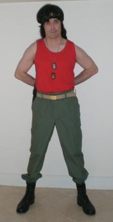 Hiba / John Hiba from Dog Soldier worn by 59CustomCad