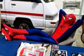 Spiderman from Spider-man worn by Black Gokou