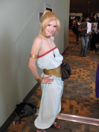 Marle from Chrono Trigger worn by Lunairetic