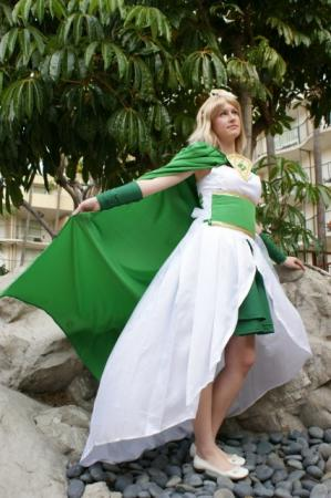 Fuu Hououji from Magic Knight Rayearth worn by Angel Kawaii