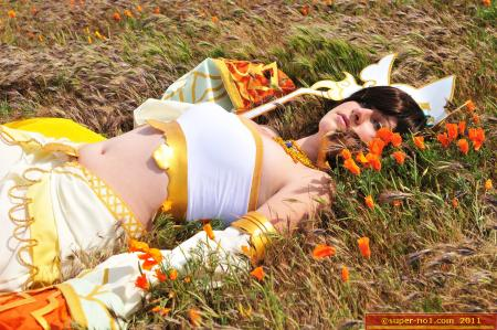 Sanzang Fashi from Warriors Orochi 2 worn by Angel Kawaii