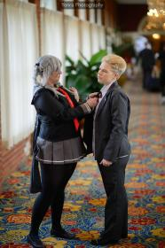 Fuyuhiko Kuzuryuu from Dangan Ronpa worn by Ashbrie