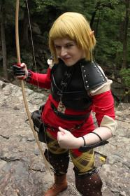 Sera  from Dragon Age 3: Inquisition  worn by Ashbrie