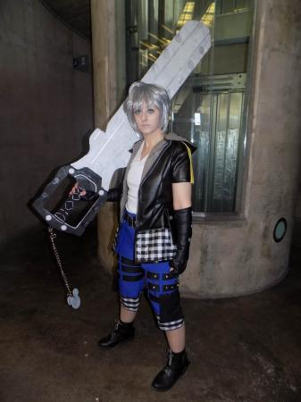Riku from Kingdom Hearts 3 worn by Rydia