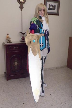 Richard from Tales of Graces worn by Rydia