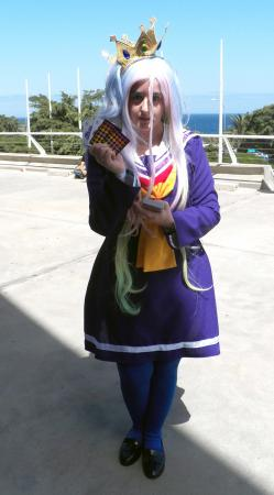 Shiro from No Game No Life by Rydia