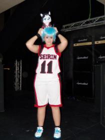 Kuroko Tetsuya from Kuroko's Basketball worn by Rydia
