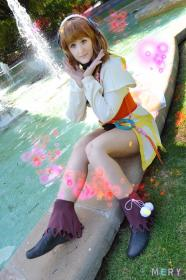 Leia Rolando from Tales of Xillia worn by Rydia