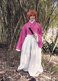 Kenshin Himura from Rurouni Kenshin worn by Rydia