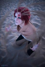 Gaara from Naruto worn by Rydia