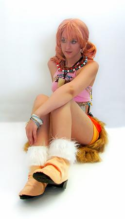 Oerba Dia Vanille from Final Fantasy XIII worn by Rydia