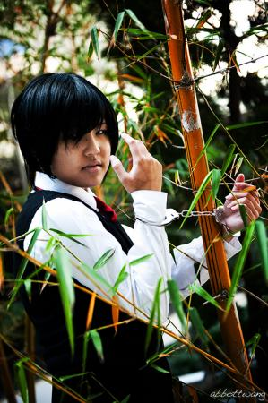 Kyouya Hibari from Katekyo Hitman Reborn! worn by Demograph
