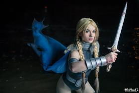 Valkyrie from Avengers, The worn by jinglebooboo