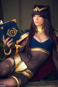 Tharja from Fire Emblem: Awakening worn by jinglebooboo