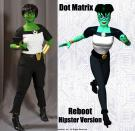 Dot Matrix from ReBoot