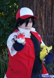 Red from Pokemon worn by Reiko Fanel
