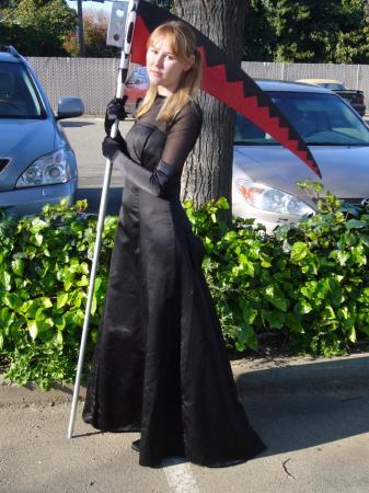 Maka Albarn from Soul Eater