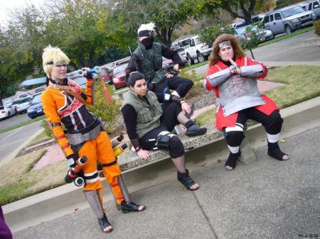Naruto Uzumaki from Naruto