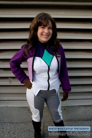 Sumeragi Lee Noriega from Mobile Suit Gundam 00 worn by Mirai Noah