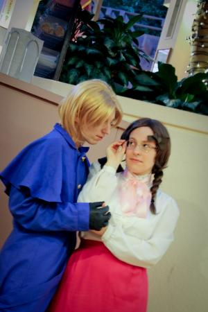 Monaco from Axis Powers Hetalia worn by Mirai Noah