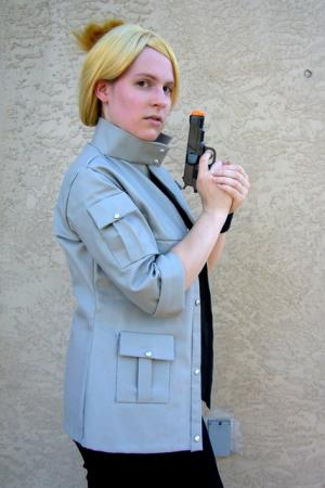 Riza Hawkeye from FullMetal Alchemist: Brotherhood worn by Mirai Noah