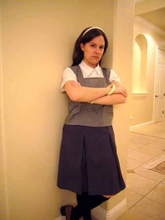 Maya Kumashiro from Occult Academy worn by Mirai Noah