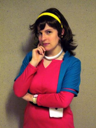 Rain Mikamura from Mobile Fighter G Gundam worn by Mirai Noah