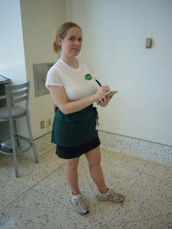 Sookie Stackhouse from True Blood worn by Mirai Noah
