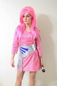 Jem from Jem and the Holograms worn by PockyPants