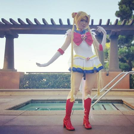 Super Sailor Moon from Sailor Moon Super S by AoiMizuno (Christine)