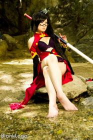 Litchi Faye-Ling from BlazBlue: Calamity Trigger worn by AoiMizuno (Christine)