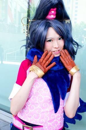 Kay Faraday from Ace Attorney Investigations: Miles Edgeworth by AoiMizuno (Christine)