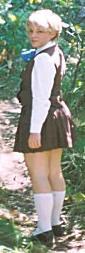 Yui Hongo from Fushigi Yuugi