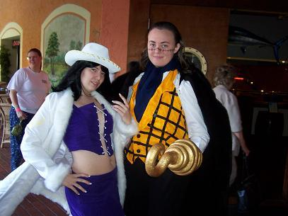 Nico Robin from One Piece worn by JackieP