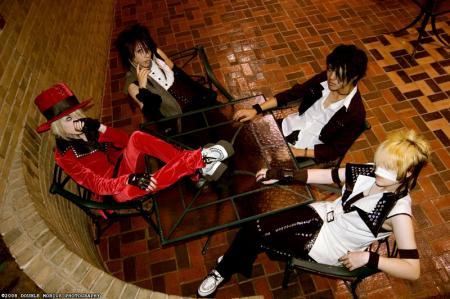 Ruki from Gazette