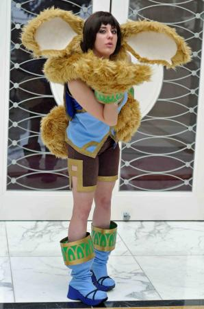 Janice from Chrono Cross worn by Awesome Possum