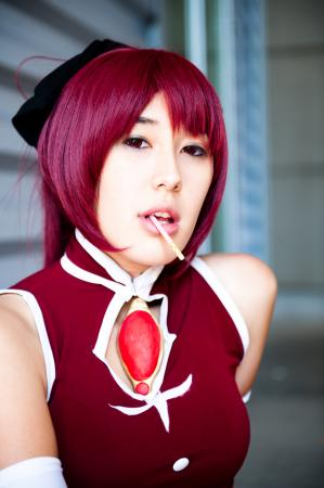 Kyoko Sakura from Madoka Magica