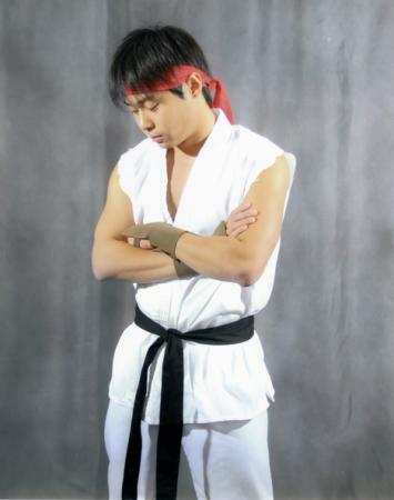 Ryu from Street Fighter II