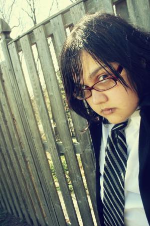 Mikami Teru from Death Note